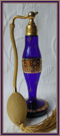 Sherry's Antique Perfume Bottles - Vintage Perfume ...