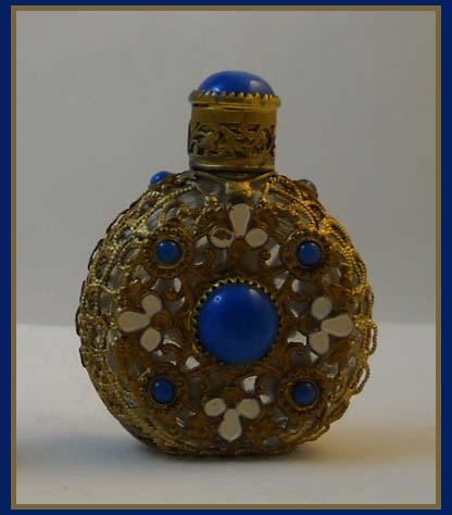 Vintage Mini Perfume Bottles 111