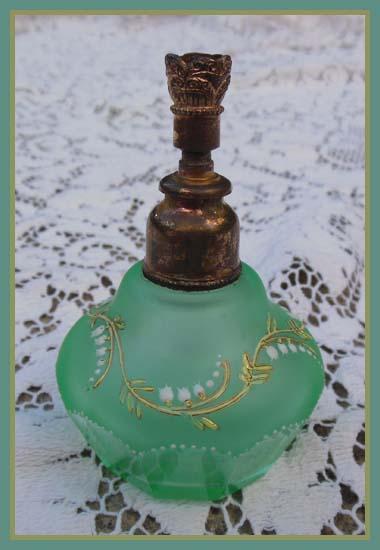 Sherry S Antique Perfume Bottles Vintage Perfume